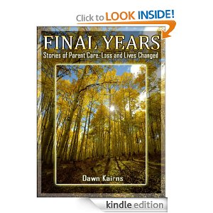 Final Years cover on Amazon