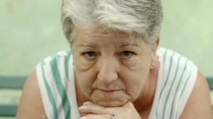 stock-footage-old-people-and-feelings-portrait-of-worried-old-woman-with-white-hair